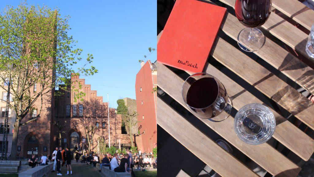 drinks in vestebro riga summerbar malbeck argentijnse wijn kopenhagen citytrip copenhagen