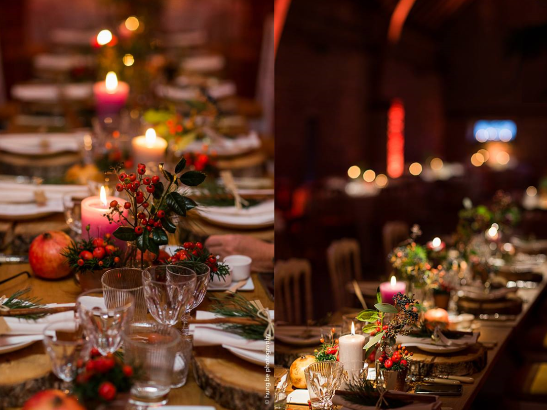 trouwdag jozefien jeroen december winterwedding tafels tablestyling