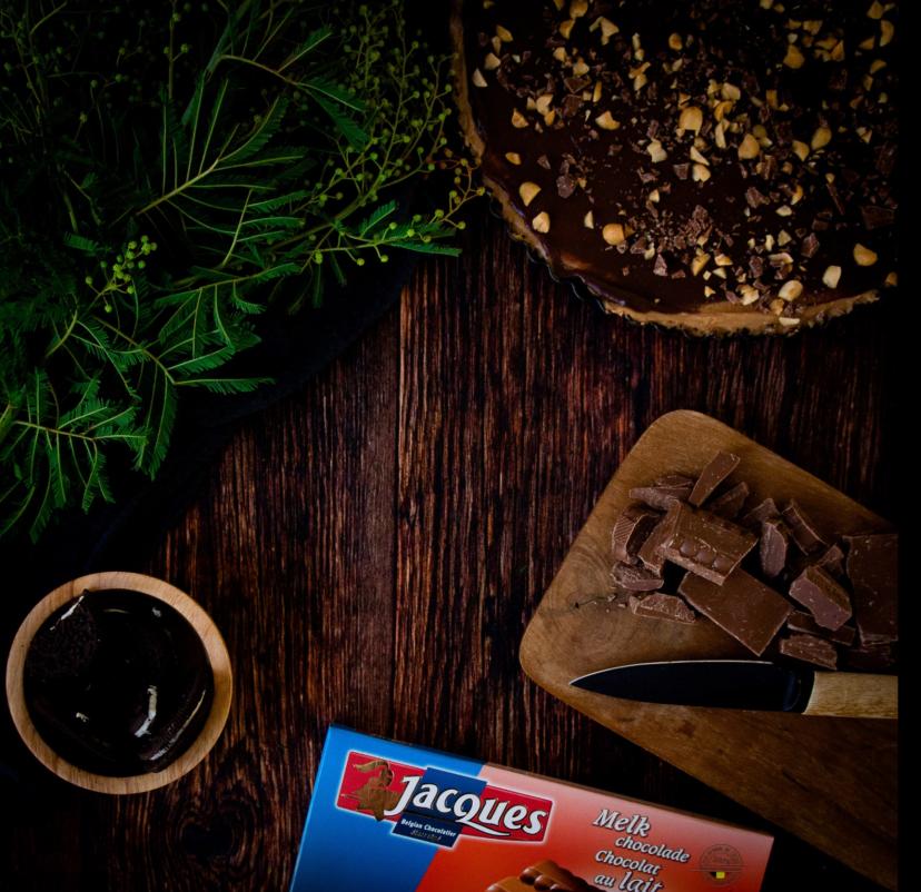 pindanotentaart peanutbutter cake chocolade taart goestjes jozefien ryckx jacques chocolade pindanoten