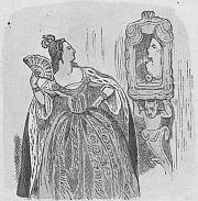 Illustration, vermutlich von Theodor Hosemann (1852)