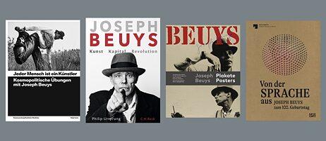 Bücher zum 100. Geburtstag von Joseph Beuys : Beuys days