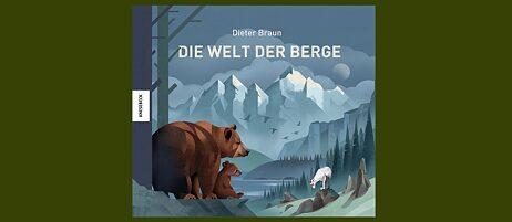 Buchcover: Welt der Berge