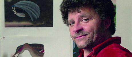 Nikolaus Heidelbach blickt auf eine mehr als 40-jährige Laufbahn als Autor und Zeichner zurück.