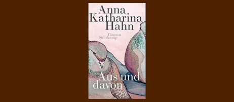 Buchcover: Aus und davon
