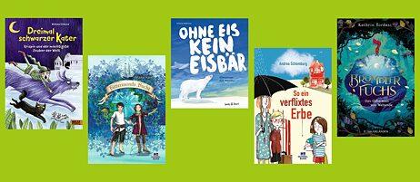 Neue Kinderbücher : Einladungen zum Schmökern