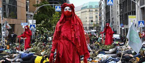 Umweltbewegung : Die Erben der Umweltbewegung sind unzufrieden