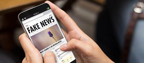 """Fake News  : """"Man kann Desinformation nicht einfach ignorieren"""""""