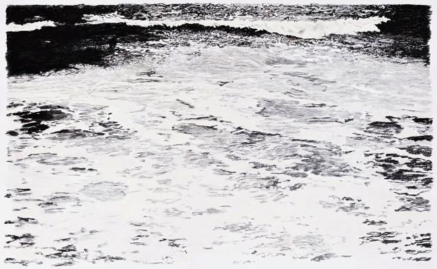 140 x 90 cm - Pastel sec