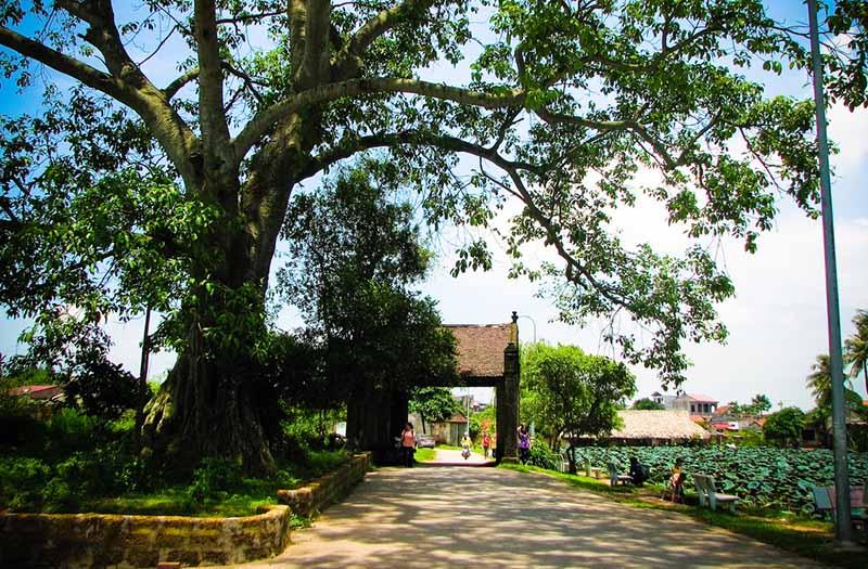 Duong Lam Ancient village, Hanoi