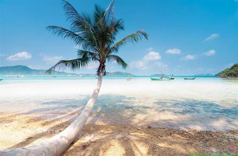 Bai Sao Beach in Phu Quoc Island
