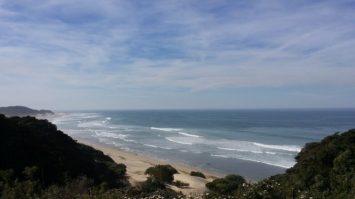 between Bonza-Nahoon beaches