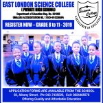 AD COPY ONLINE FROM 30 AUG EL SCIENCE COLLEGE