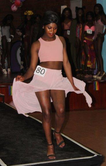 Siviwe Botha won the Miss Personality award