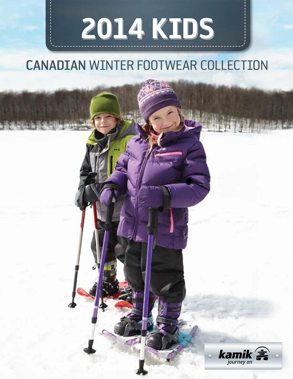 Kamik Catalogue FW14 - Kids-1