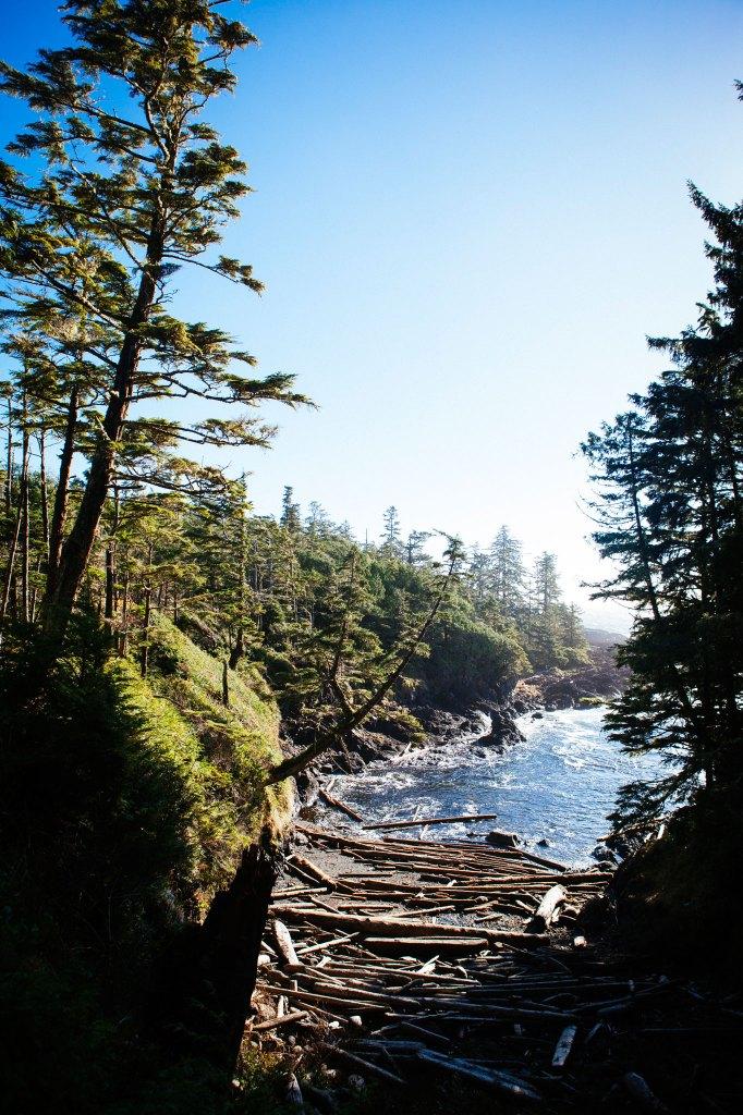 West Coast, British Columbia, Shore Line, Location Services,