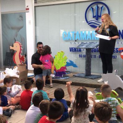IV Concurso Infantil en Port Ginesta