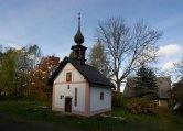 The Chapel at Kozi Hrbety