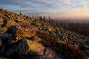 At Luzny mountain