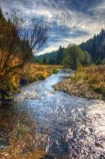 Kremelna river by Kepelske Zhuri