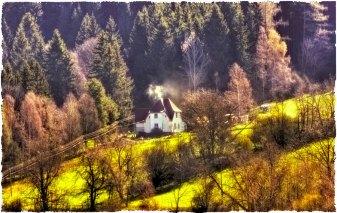A cottage in Zelnava