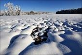 Winter creek by Kvilda