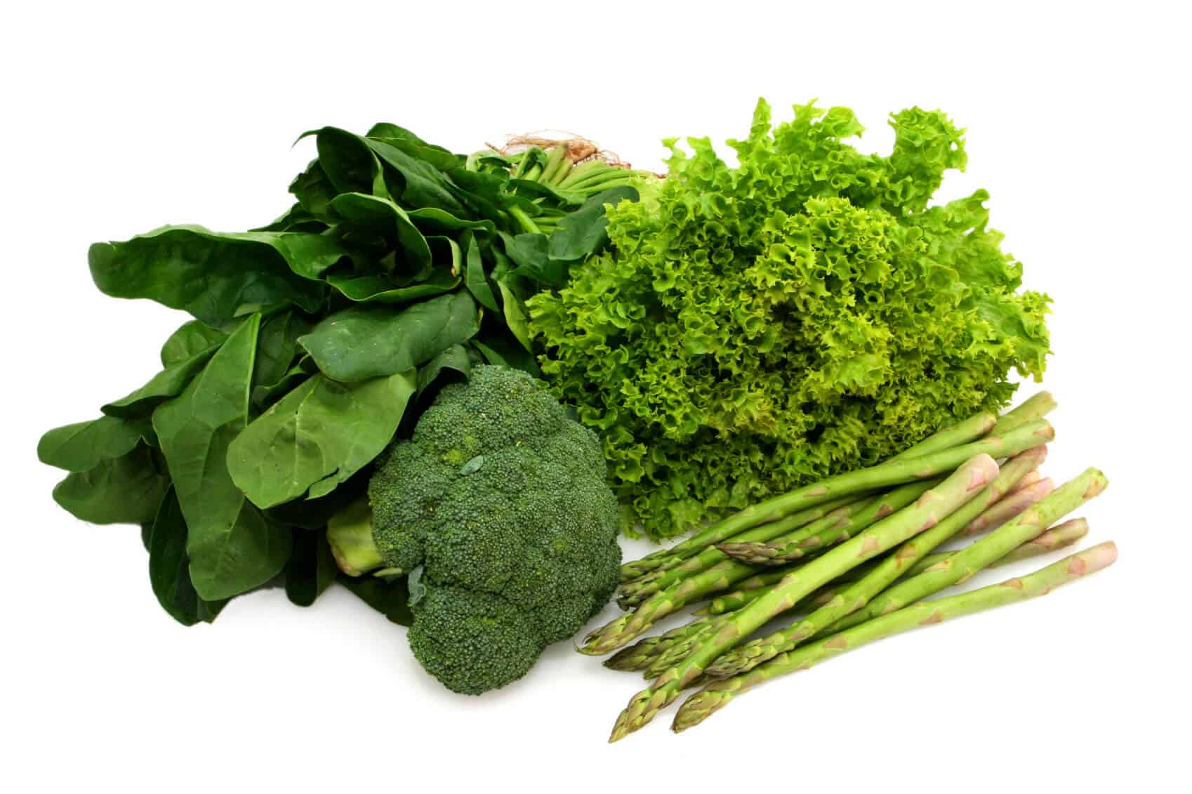 Leafy Vegetables -Healthy secrets of Green