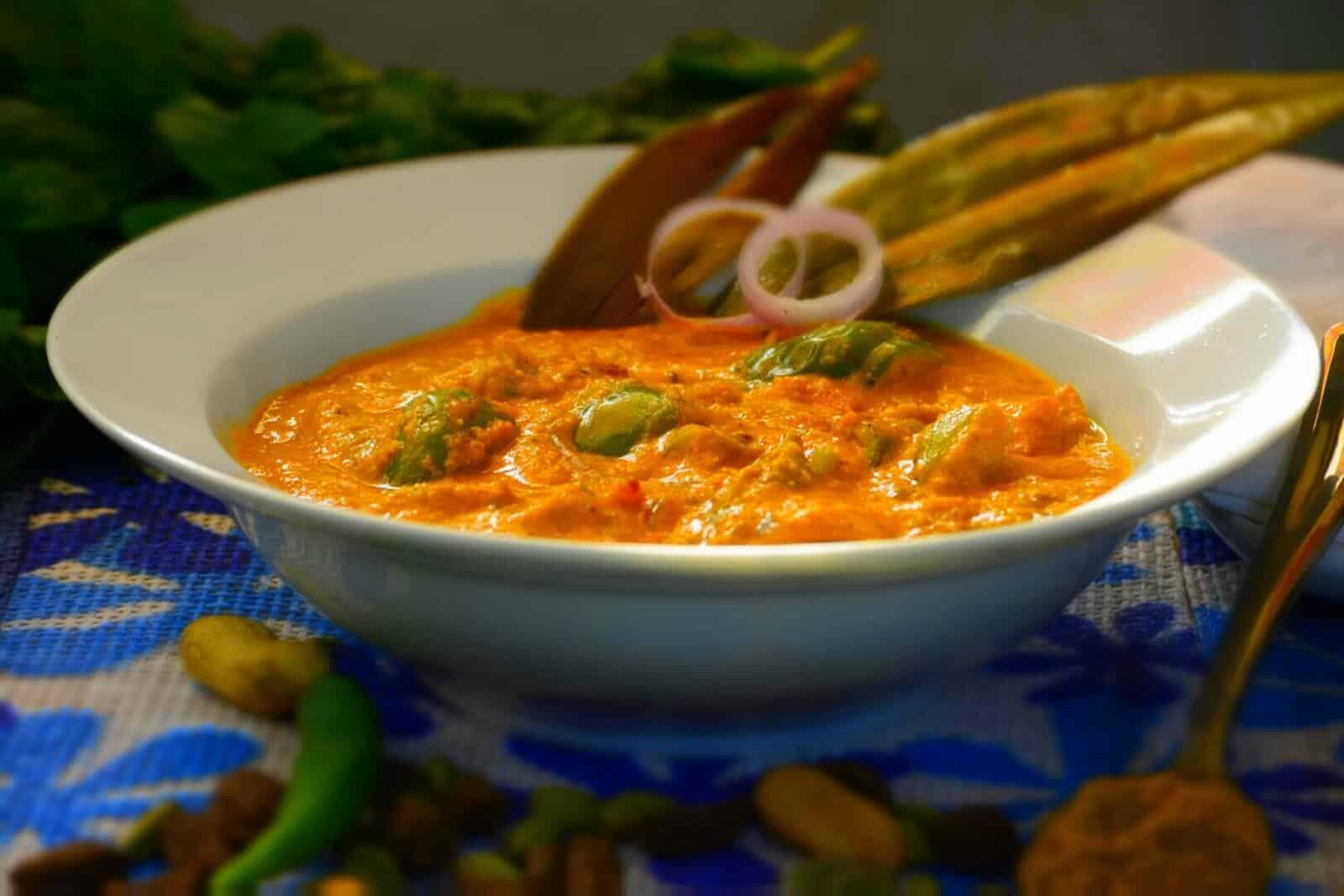 Capsicum Spicy Curry