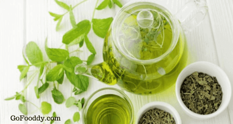 Green Tea superfoods