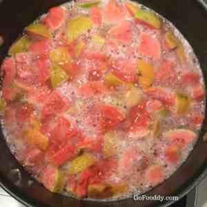 boil guava