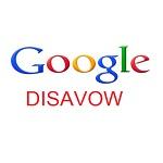 remove backlinks google disavow