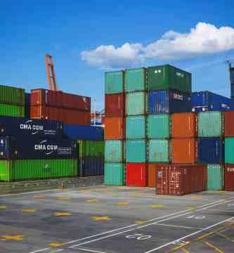 importaciones y exportaciones en el mundo