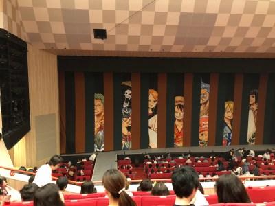 ワンピース歌舞伎
