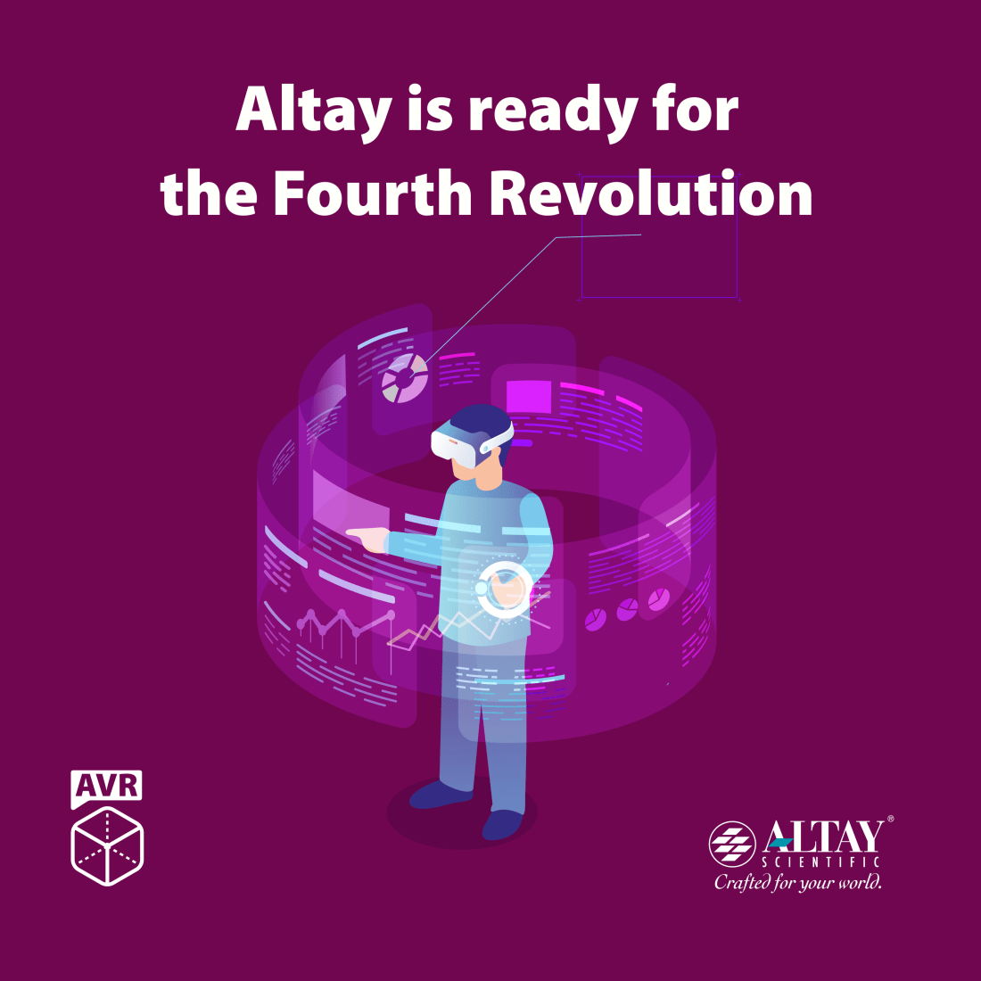 Altay Scientific Crafted For Your World
