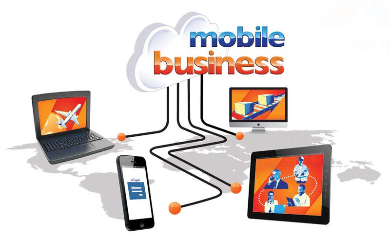 Image result for Mobile business