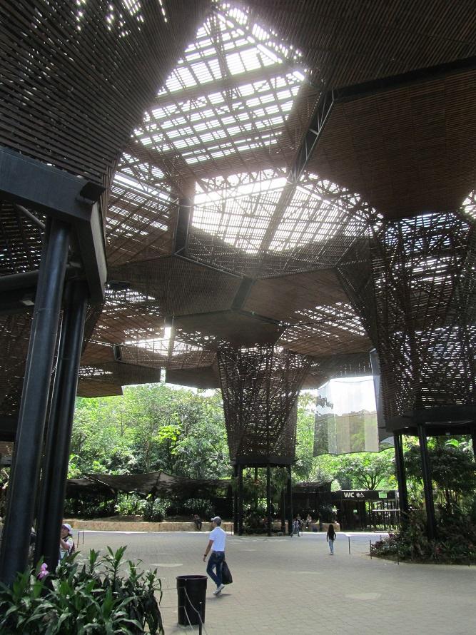 Sehenswürdigkeiten Medellín Botanischer Garten