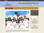 Sample web design for marketing clients