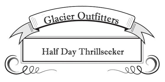 Guided River Rafting, Glacier National Park, Glacier Outfitters, Half Day Thrillseeker