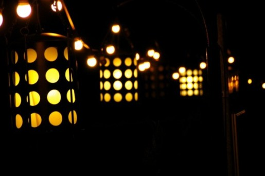 Groot Melkhuis by Night