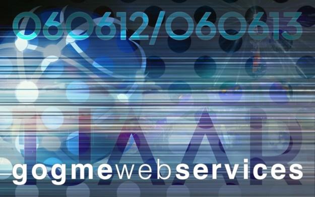Gogme Web Services - 1 jaar