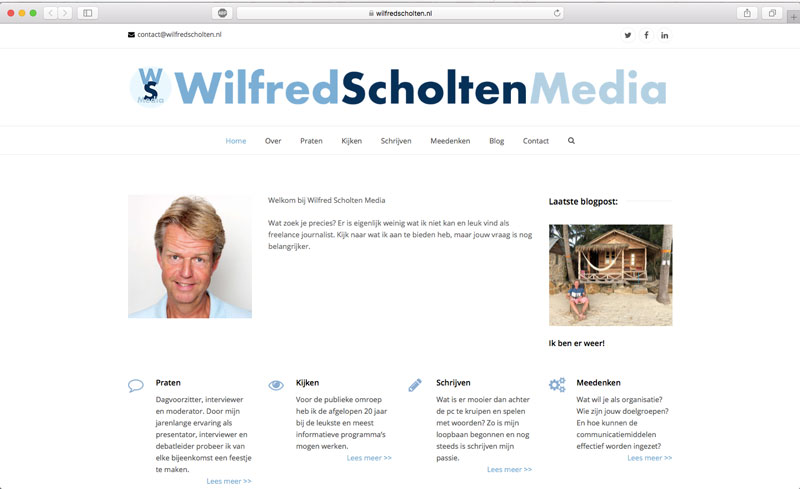 Wilfred Scholten Media