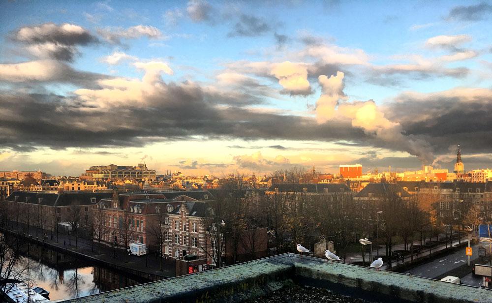 WeWork Metropool Uitzicht