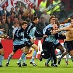 Zlatan heeft in de verlenging de golden goal gescoord tegen FC Utrecht
