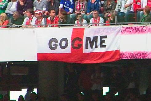 Kampioenswedstrijd 2011 Ajax-FC Twente