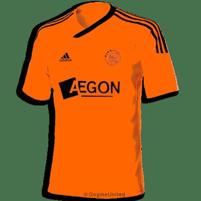 Ajax In Oranje