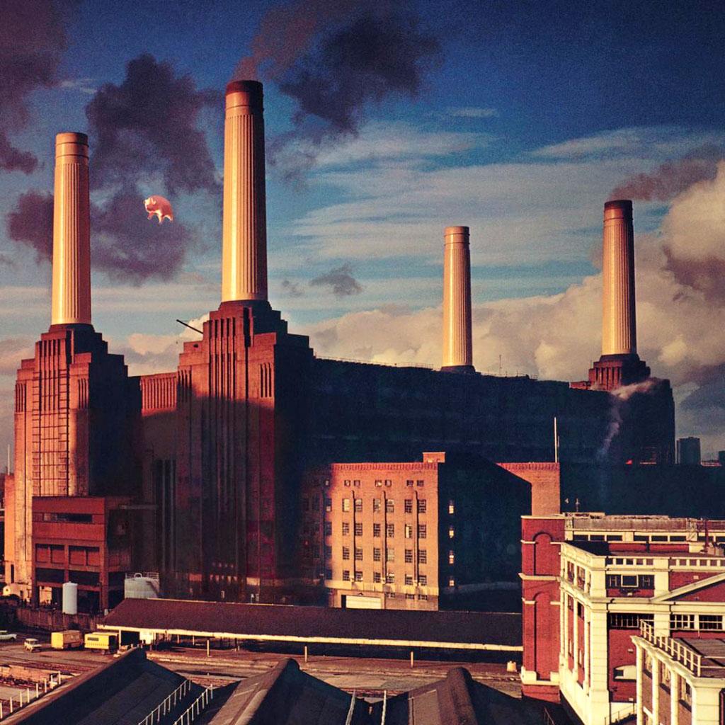 Battersea-power-stadion-Pink-Floyd