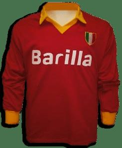 AS Roma 1983 retro shirt