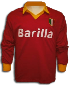 AS Roma 1983 Retro Shirt