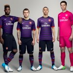 Arsenal uittenue 2012