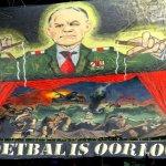 Rinus Michels - Voetbal is Oorlog