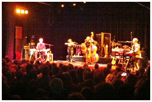 Joe Jackson in de Melkweg - vrijdag 2 november 2012